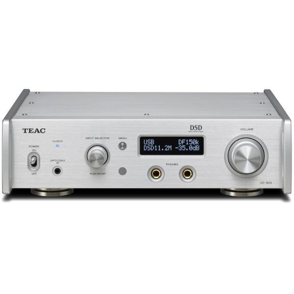 USB-DAC/ヘッドホンアンプ [UD503S]【RNH】 Series シルバー UD-503-S Reference TEAC