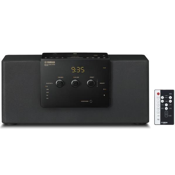 ヤマハ デスクトップオーディオシステム ブラック TSX-B141B [TSXB141B]【RNH】