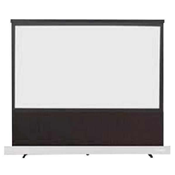 【送料無料】キクチ 100型床置きスクリーン Stylist スノーホワイト SD-100HDWAC/W [SD100HDWACW]