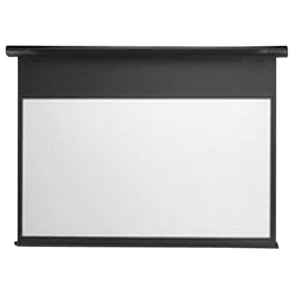 キクチ フルHD画質完全対応スプリング巻上げスクリーン(110型) スタイリスト ミッドナイトブラック SS110HDPGK [SS110HDPGK]
