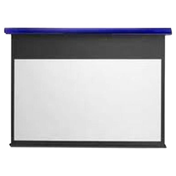 キクチ フルHD画質完全対応電動スクリーン(100型) スタイリスト コバルトブルー SE-100HDWA/B [SE100HDWAB]