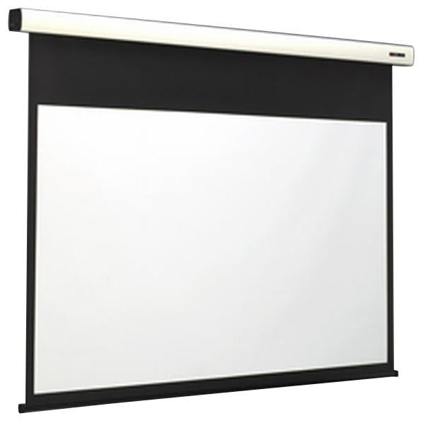 キクチ フルHD画質完全対応電動スクリーン(110型) スタイリスト スノーホワイト SE110HDWAW [SE110HDWAW]