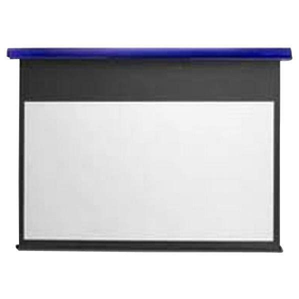 キクチ フルHD画質完全対応電動スクリーン(120型) スタイリスト コバルトブルー SE-120HDPG/B [SE120HDPGB]