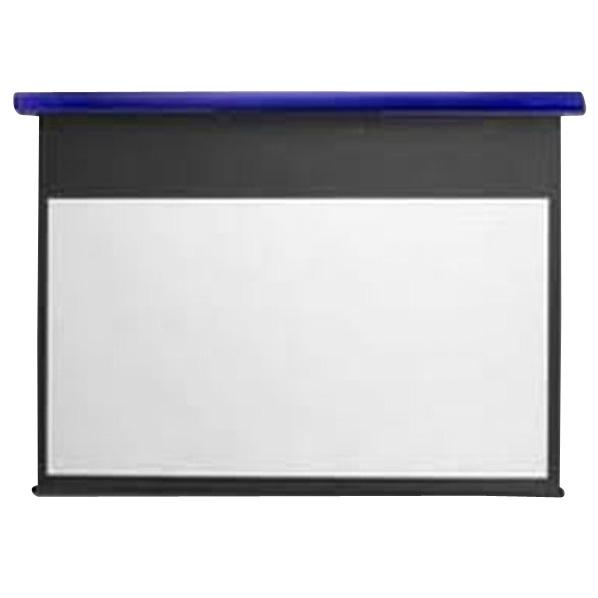 キクチ フルHD画質完全対応電動スクリーン(90型) スタイリスト コバルトブルー SE90HDWAB [SE90HDWAB]
