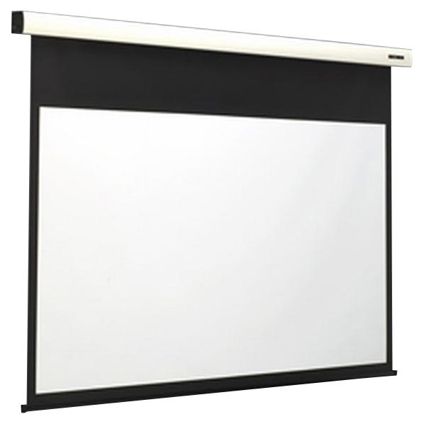 キクチ フルHD画質完全対応電動スクリーン(80型) スタイリスト スノーホワイト SES-80HDWA/W [SES80HDWAW]