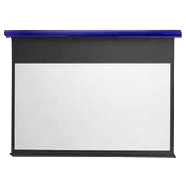 キクチ フルHD画質完全対応電動スクリーン(90型) スタイリスト コバルトブルー SES90HDWAB [SES90HDWAB]