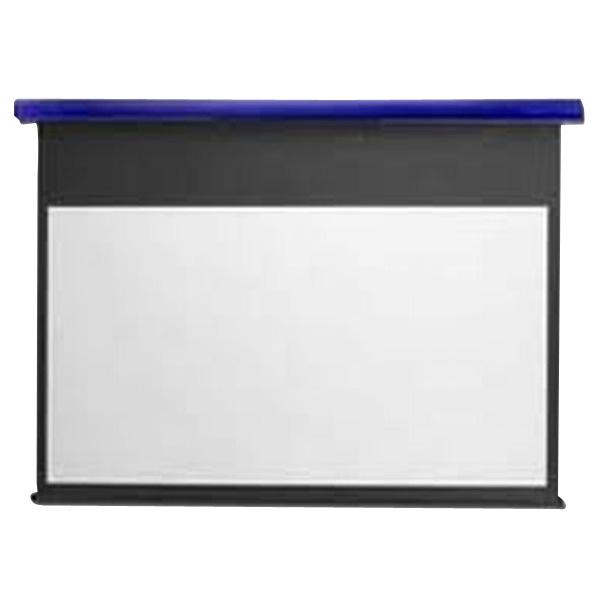 キクチ フルHD画質完全対応電動スクリーン(90型) スタイリスト コバルトブルー SES90HDPGB [SES90HDPGB]