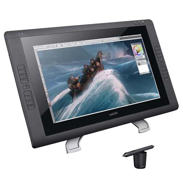 【送料無料】WACOM 21.5型液晶ペンタブレット Cintiq 22HD DTK-2200/K1 [DTK2200K1]