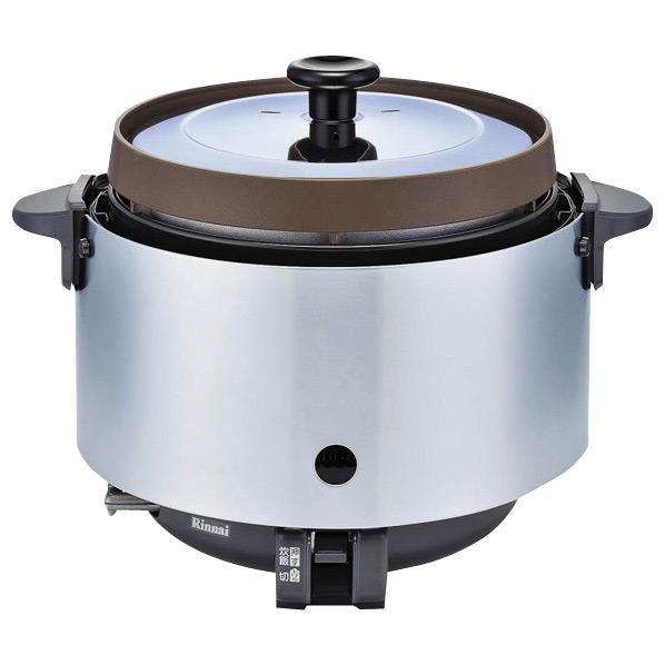 リンナイ 【都市ガス用】業務用ガス炊飯器(2升炊き) コンパクト45シリーズ RR-S20SF(A)-13A [RRS20SFAT]