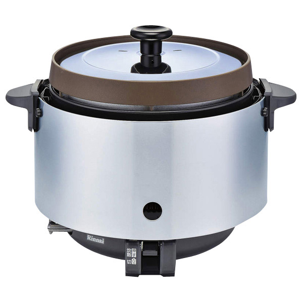 リンナイ 【プロパンガス用】業務用ガス炊飯器(2升炊き) コンパクト45シリーズ RR-S20SF(A)-LP [RRS20SFAP]