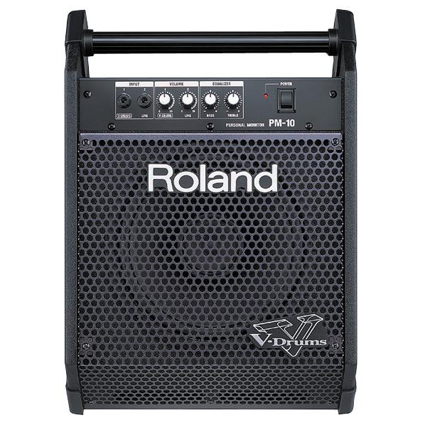 【送料無料】ローランド Vドラム用パーソナル・モニター PM10 [PM10]