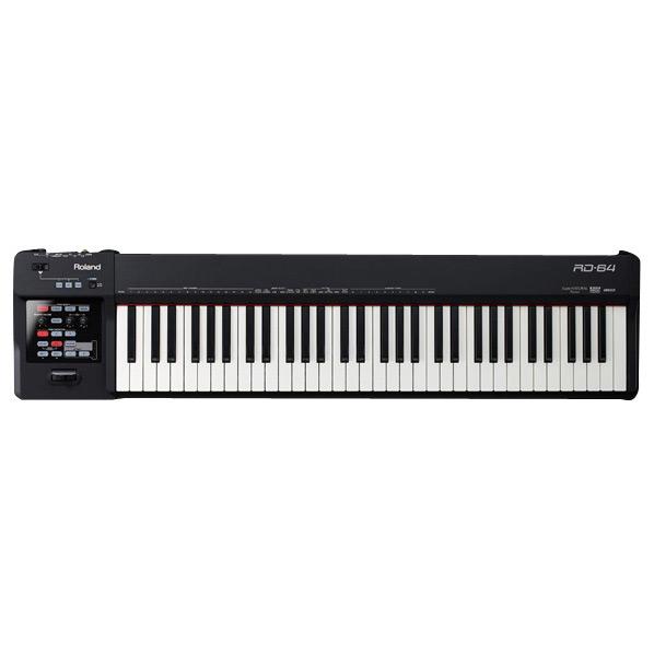 【標準設置が今なら1円!】ローランド 電子ピアノ RD-64 [RD64]【KK9N0D18P】