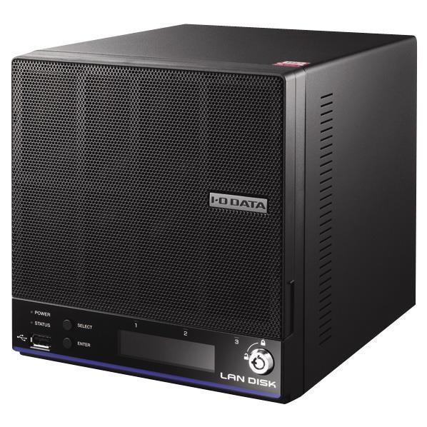 I・Oデータ 2ドライブビジネスNAS(12TB) LAN DISK H HDL2-H12 [HDL2H12]