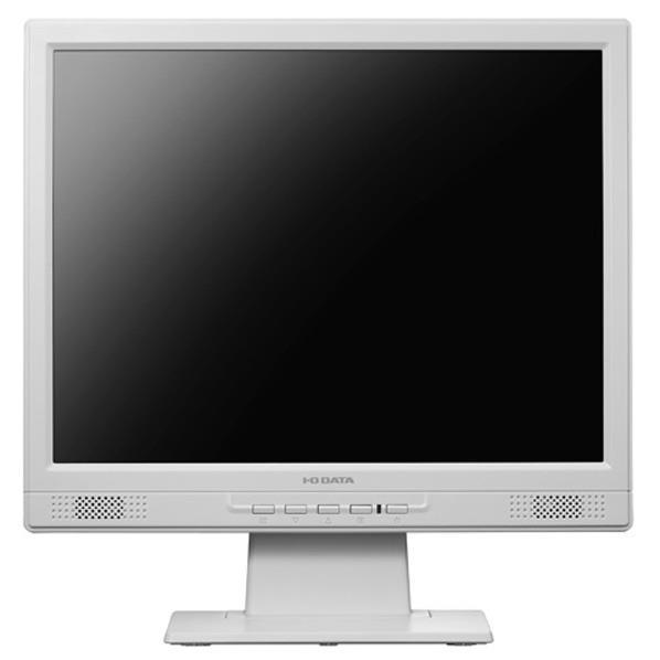 I・Oデータ 15型液晶ディスプレイ ホワイト LCD-AD151SEW [LCDAD151SEW]【RNH】