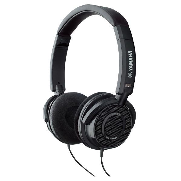 ヤマハ オープンエア型ヘッドフォン HPH-200B [HPH200B]【RNH】【NATUM】