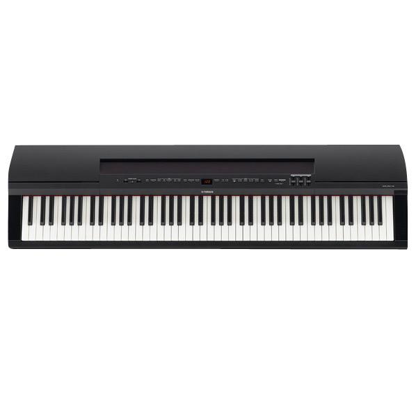 【送料無料】【標準設置が今なら1円!】ヤマハ 電子ピアノ Pシリーズ ブラック P-255B [P255B]【KK9N0D18P】
