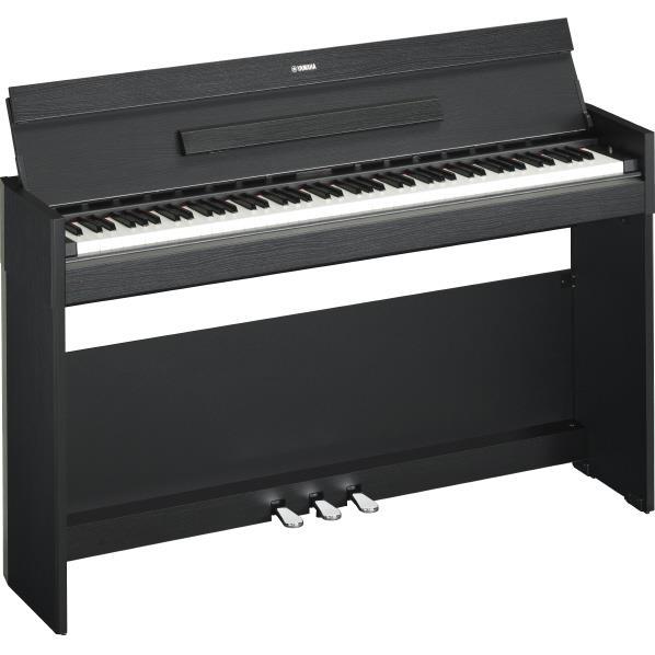 【送料無料】【標準設置が今なら1円!】ヤマハ 電子ピアノ ARIUS ブラックウッド調 YDP-S52B [YDPS52B]【KK9N0D18P】
