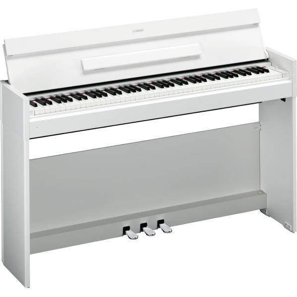 【標準設置が今なら1円!】ヤマハ 電子ピアノ ARIUS ホワイトウッド調 YDP-S52WH [YDPS52WH]