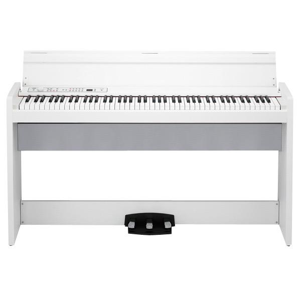 【送料無料】【標準設置が今なら1円!】コルグ 電子ピアノ ホワイト LP-380-WH [LP380WH]【KK9N0D18P】