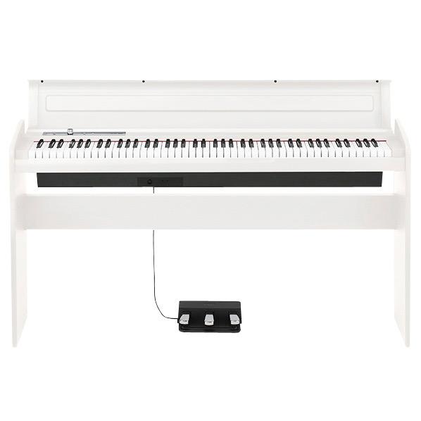 【標準設置が今なら1円!】コルグ 電子ピアノ 白 LP-180-WH [LP180WH]【KK9N0D18P】