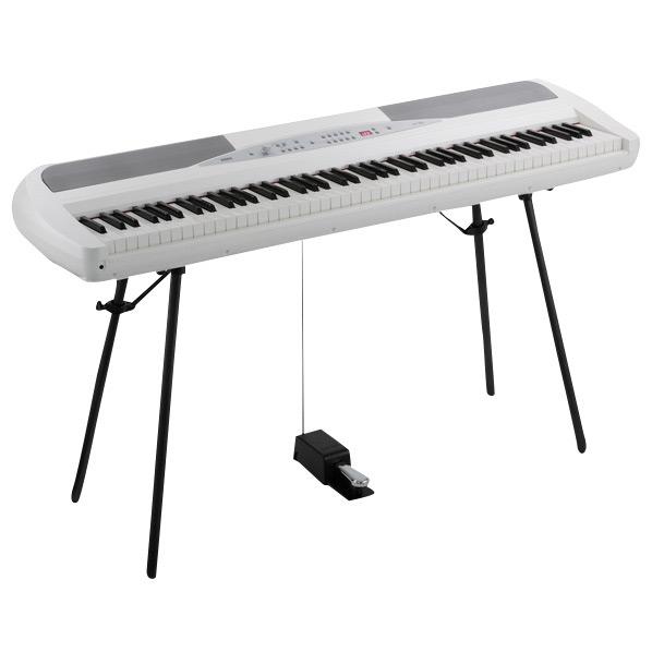 【標準設置が今なら1円!】コルグ 電子ピアノ 白 SP-280-WH [SP280WH]【MMARP】
