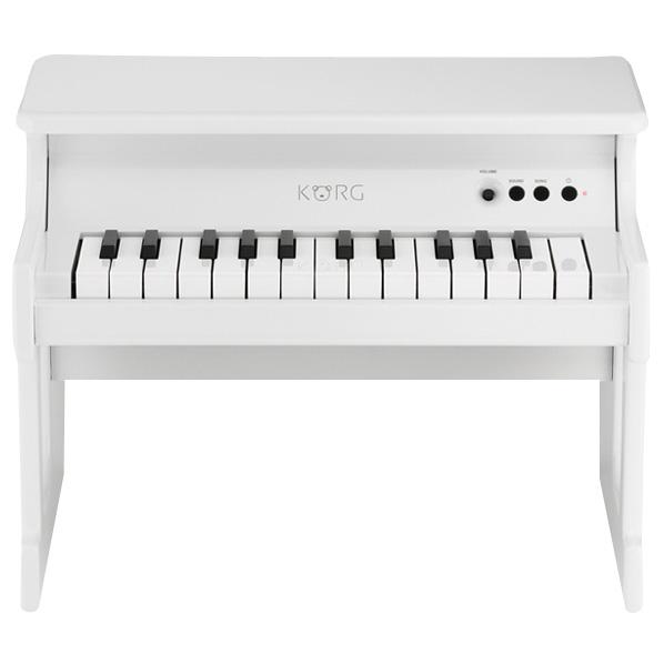 コルグ 電子トイピアノ tinyPIANO ホワイト TINYPIANO-WH [TINYPIANOWH]【KK9N0D18P】