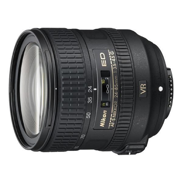 ニコン 交換レンズ AF-S NIKKOR 24-85mm f/3.5-4.5G ED VR AFS24-85MMF3.5-4.5GEDVR [AFS2485MMFGVR]