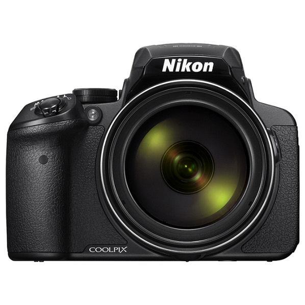 ニコン デジタルカメラ COOLPIX P900 COOLPIXP900BK [COOLPIXP900BK]【RNH】