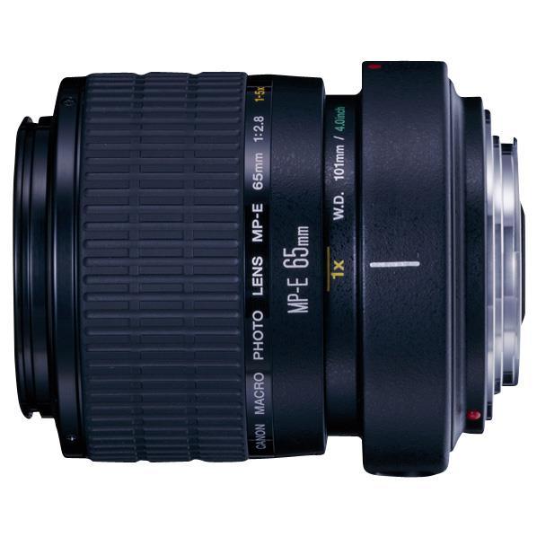 キヤノン マクロレンズ MP-E65mm F2.8 1-5×マクロフォト MPE6528M [MPE6528M]
