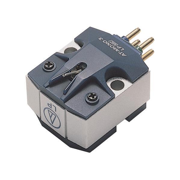 【送料無料】オーディオテクニカ モノラル専用MC型カートリッジ(LP用) AT-MONO3/LP [ATMONO3LP]