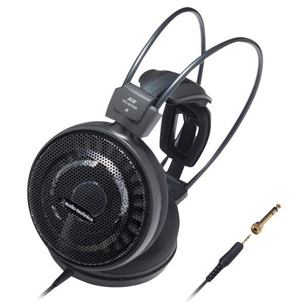 オーディオテクニカ オープンエアーダイナミック型ヘッドフォン ATH-AD700X [ATHAD700X]【RNH】