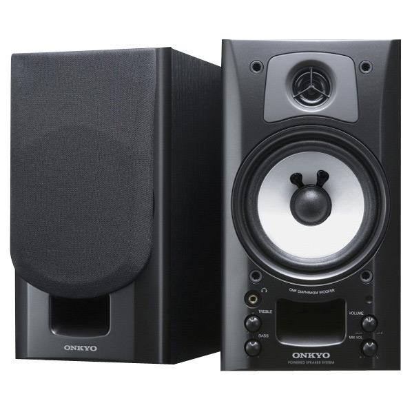 【送料無料】ONKYO スピーカーシステム ブラック GX-70HD2(B) [GX70HD2B]【KK9N0D18P】【RNH】