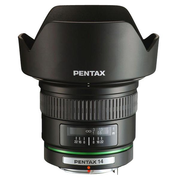 PENTAX 超広角レンズ smc PENTAX-DA14mmF2.8 ED[IF] ブラック DA14/2.8ED IF:PENTAX [DA14F2.8ED]【SYBN】【MMARP】