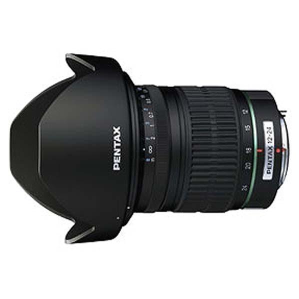 PENTAX デジカメ交換用レンズ DA12-24mmF4 ED AL[IF] DA12-24ミリF4ED:PENTAX [DA1224F4EDAL]