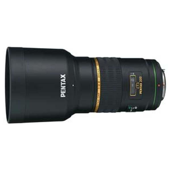 PENTAX 一眼レフ用 望遠レンズ DA★ 200mm F2.8 ED [IF] SDM DA200F2.8ED:PENTAX [DA200SDM]【SYBN】