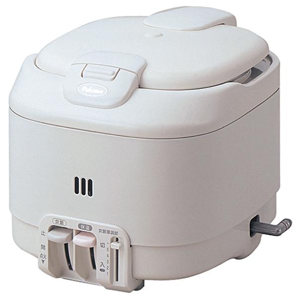 パロマ 【都市ガス用】ガス炊飯ジャー(5.5合炊き) PR-100J 12A13A [PR100JT]