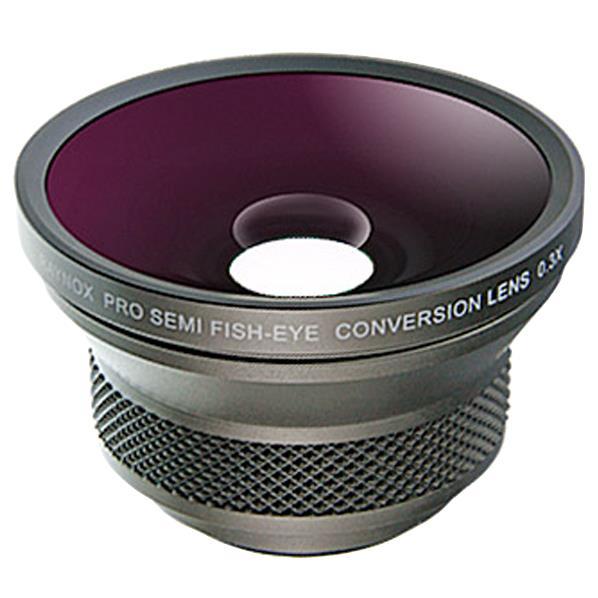レイノックス ハイビジョンカメラ用 0.3x セミ・フィッシュアイコンバージョンレンズ HD-3035PRO [HD3035PRO]