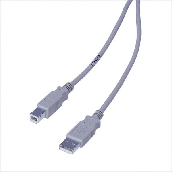 エプソン USBインターフェイスケーブル Hi-Speed USB お値打ち価格で 男女兼用 1.8m USB対応 USBCB2