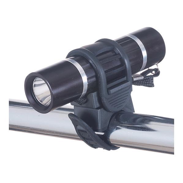 信用 0.5WスーパーLED搭載 ヤザワ LEDアルミバイクライト ブラック 一部予約 LB104BK