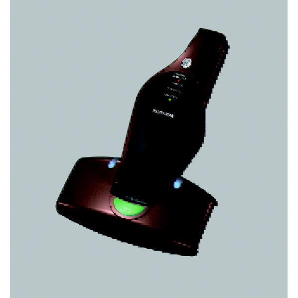 【送料無料】アイリスオーヤマ コードレス布団クリーナー ブラウン IC-FDC1-T [ICFDC1T]【RNH】
