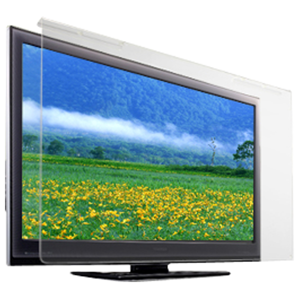 サンワサプライ 液晶テレビ保護フィルター 52型 CRT520WHG [CRT520WHG]