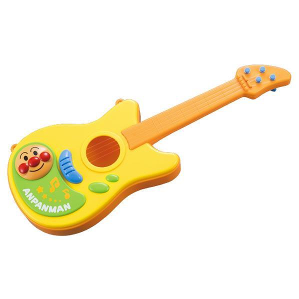 アガツマ アンパンマン うちの子天才 ギター アンパンマンウチノコテンサイギタ- [アンパンマンウチノコテンサイギタ-]