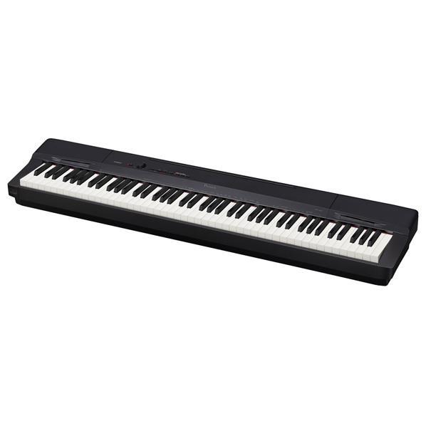 【送料無料】【標準設置が今なら1円!】カシオ 電子ピアノ Privia ソリッドブラック調 PX-160BK [PX160BK]【KK9N0D18P】