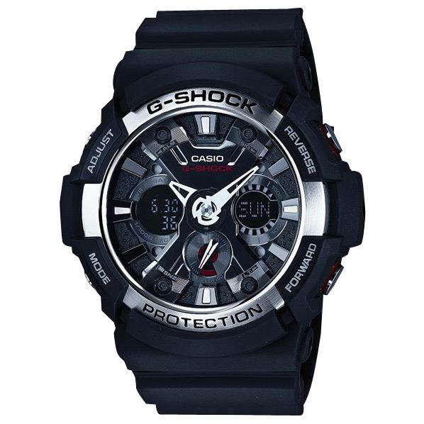 カシオ 腕時計 G-SHOCK GA-200-1AJF [GA2001AJF]
