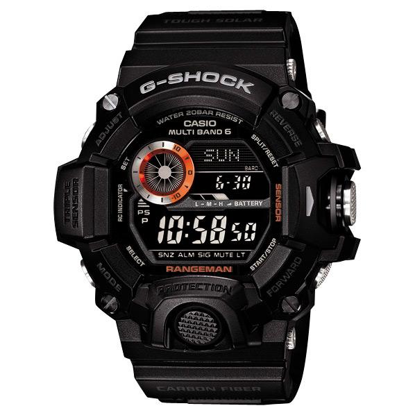 カシオ ソーラー電波腕時計 G-SHOCK GW-9400BJ-1JF [GW9400BJ1JF]
