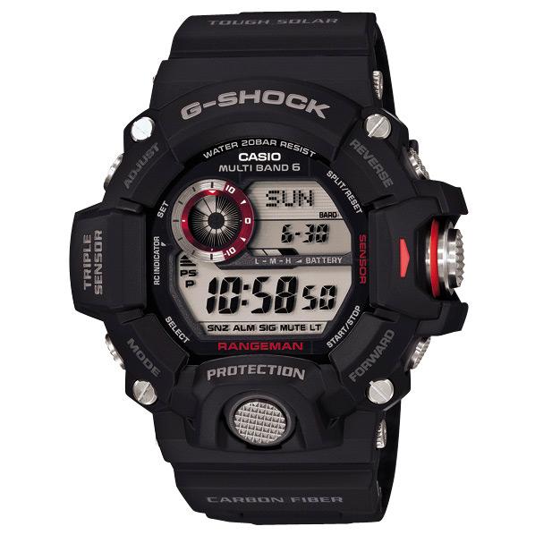 カシオ ソーラー電波腕時計 G-SHOCK GW-9400J-1JF [GW9400J1JF]