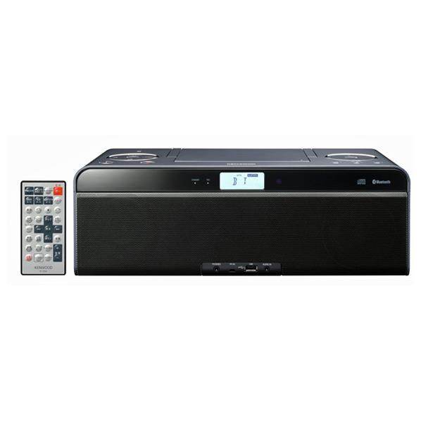ケンウッド CD/USB対応パーソナルオーディオシステム アーバンブラック CLX-50-B [CLX50B]【RNH】【SYBN】