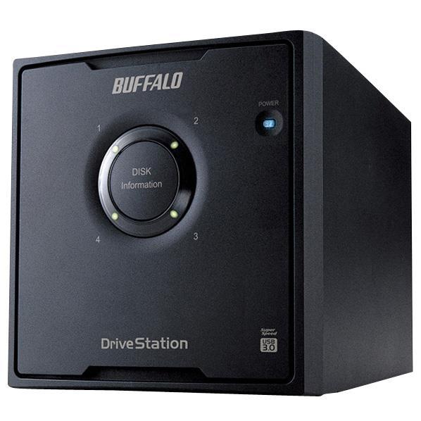 BUFFALO RAID 5対応 USB3.0用 HD-QH24TU3/R5 外付けHDD 4ドライブモデル(24TB) USB3.0用 ドライブステーション HD-QH24TU3 5対応/R5 [HDQH24TU3R5]【KK9N0D18P】, ウォータープロショップ:5126cb04 --- itxassou.fr