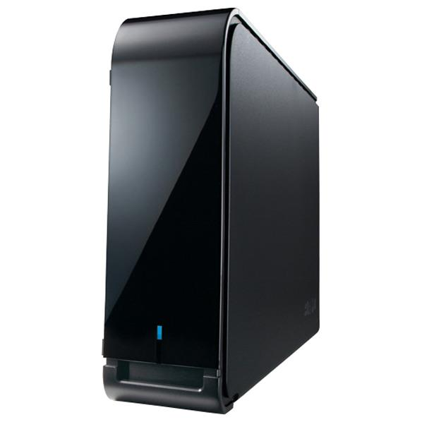 BUFFALO ハードウェア暗号機能搭載 USB3.0用 外付けHDD(2TB) HD-LX2.0U3D [HDLX20U3D]