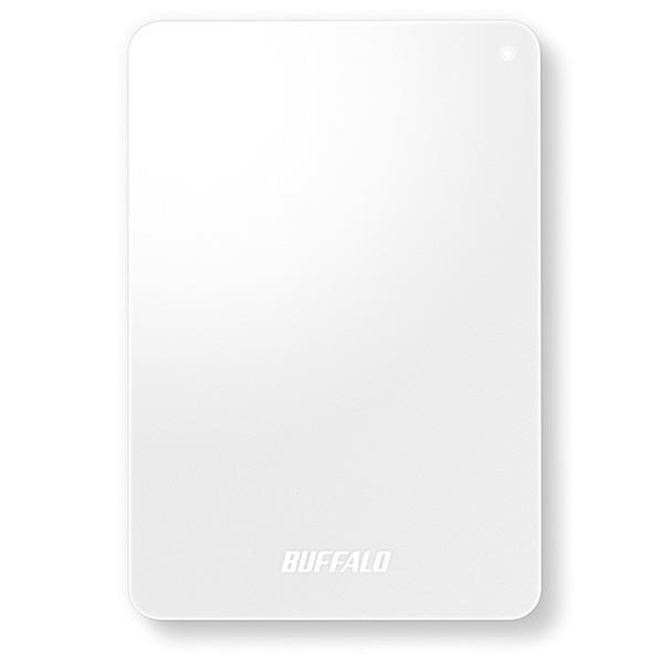 BUFFALO おもいでばこ 安心バックアップキット(2TB) ホワイト PD-BK2TB [PDBK2TB]【MAYMP】